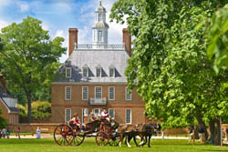 Governor's Palace, Colonial Williamsburg - Terri Aigner Photo