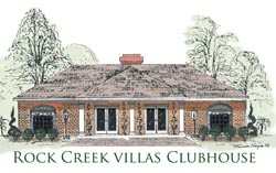 Rock Creek Villas Clubhouse