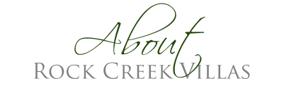 About Rock Creek Villas