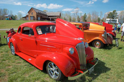 Car Show, New Kent Winery -Gary Green Photo